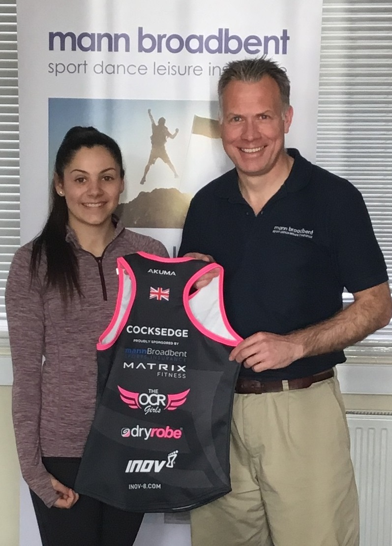Amelia Cocksedge sponsorship