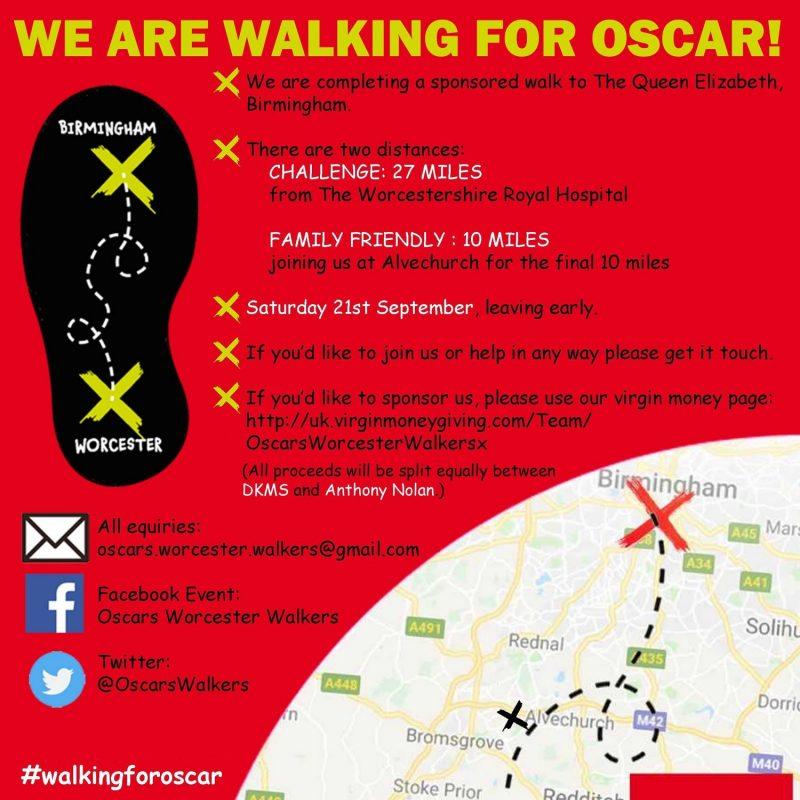 Oscars Worcester Walkers