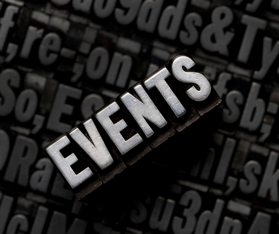 government support events